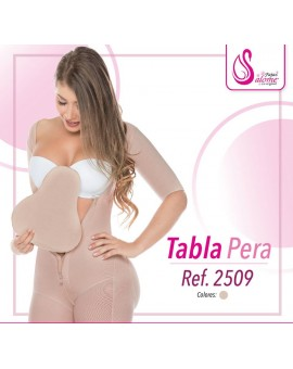 TABLA ABDOMEN ESTILO PERA