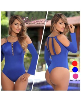 BODY MUJER SEXY COLOMBIANO